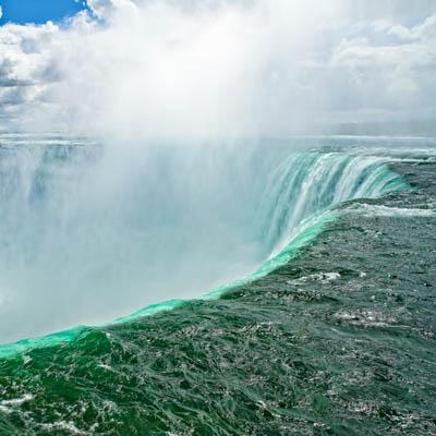 Visit a world wonder at Niagara Falls