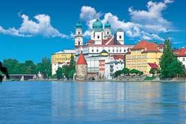 Passau Germany Danube Viking Cruise SomedayTrips