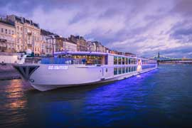 European Jewels River Cruise Uniworld SomedayTrips