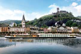 Uniworld Rhine River Cruise Travel Advisor SomedayTrips