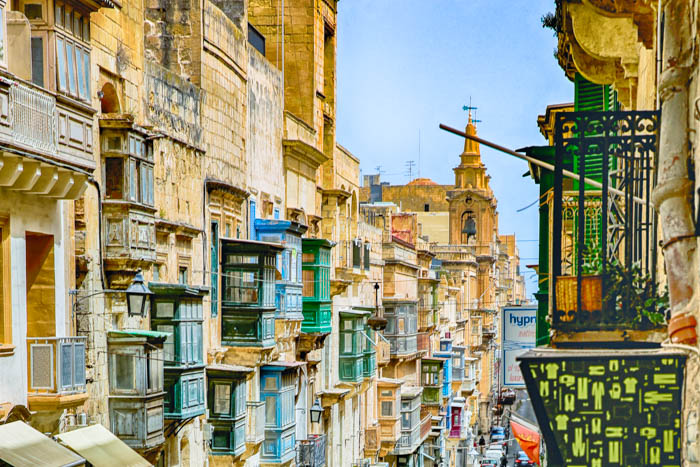 Valetta Amazing Streets Buildings Heritage Tours