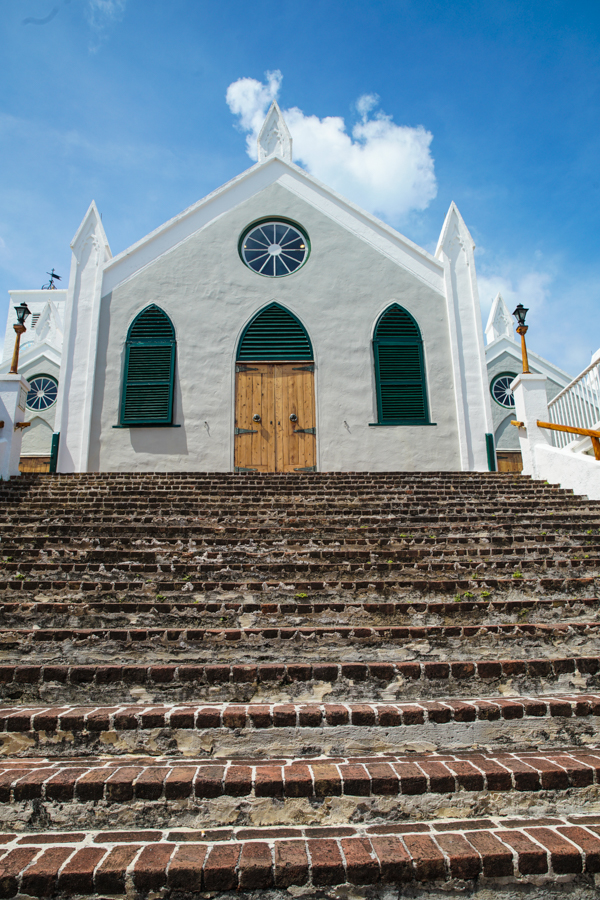 St George's St Peter's Church Bermuda Excursion Cruise