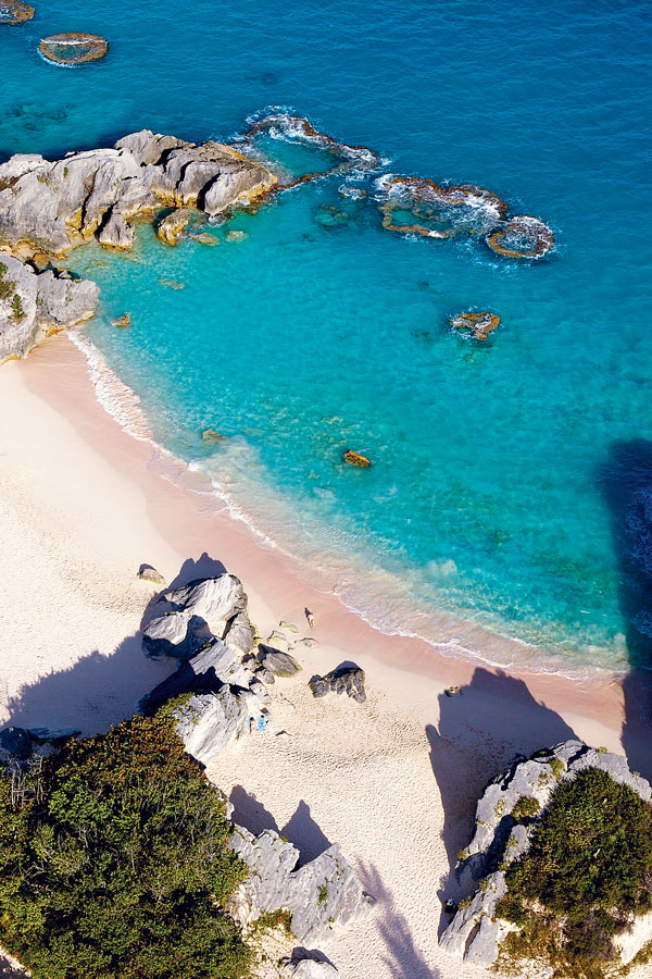 Bermuda Pink Sand Beaches SomedayTrips Cruise Excursion
