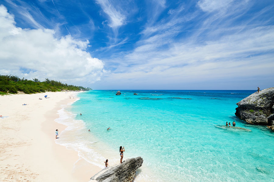 Beach Cruise Excursion Bermuda Warwick Tourism