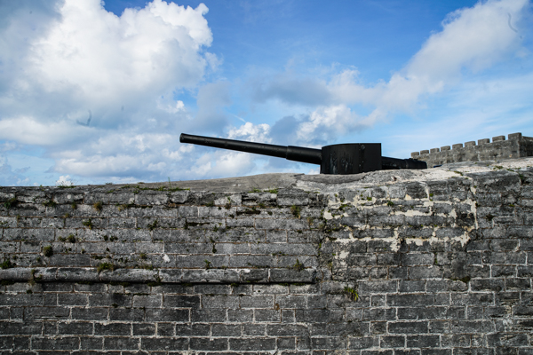 Bermuda Fort Historical Cruise Excursions